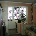 Отделка балконов от 10000Р (пол, потолок, стены)