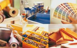 Декоративные материалы для ремонта квартиры