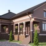 Нанесение декоративной штукатурки на фасад от 750р/м2, с подготовкой поверхности от 1500р/м2 (работа+материалы)